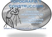 director responsable de obra tlaxcala y servicios de topografÍa
