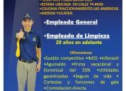 Cinepolis solicita empleados generales