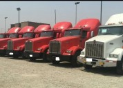 kenworth t800 tracto camiones