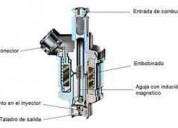 Lavado, limpieza laboratorio inyectores ultrasonido-calibraciÓn