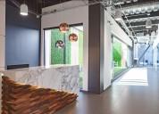 Oficinas mva business center providencia