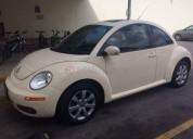 Volkswagen beetle 2011 46000 kms