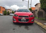 Chevrolet sonic 2015 40000 kms