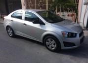 Chevrolet sonic 2014 35000 kms