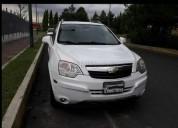 Chevrolet captiva sport 2008 80000 kms