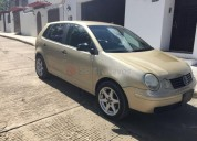 Volkswagen polo 2003 115000 kms
