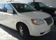 Chrysler town & country 2009 147000 kms