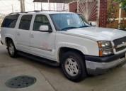 Chevrolet suburban 2005 135000 kms