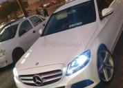 Mercedes benz clase c 2015 41586 kms