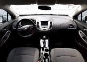 Chevrolet cruze 2017 7593 kms