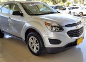 Chevrolet equinox 2017 10000 kms