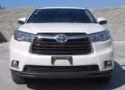 Toyota highlander 2014 69176 kms