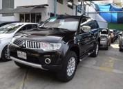 Mitsubishi montero sport 2010 83146 kms