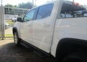 Chevrolet colorado pick up 2017 8800 kms