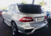 Mercedes benz ml 63 2014 57000 kms