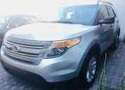 Ford explorer xlt 2014 60000 kms