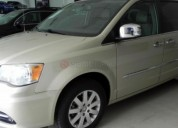 Chrysler town & country 2011 80000 kms
