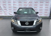 Nissan pathfinder 2014 86346 kms