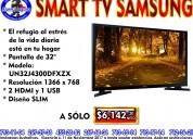 """Smart tv samsung de 32"""" un32j4300dfxzx"""