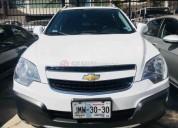 Chevrolet captiva sport 2012 84000 kms