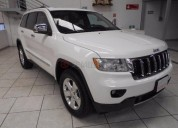 Jeep grand cherokee limited 2012 46000 kms
