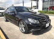 Mercedes benz clase c 2013 25000 kms