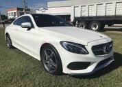 Mercedes benz clase c 2017 en cancun