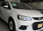 Chevrolet sonic 2017 13500 kms