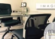 Renta tu oficina al mejor precio en mva center