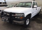 Chevrolet silverado 2002 99000 kms
