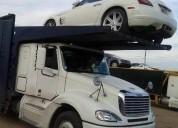 Traslado de autos en madrina sin rodar