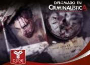 Diplomado criminalistica cede jalisco