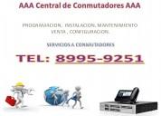 servicio a conmutador telefonico en (polanco  reforma)
