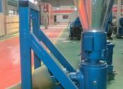 peletizadora meelko 230 mm 22 hp pto para concentrados balanceados 300/400kg.