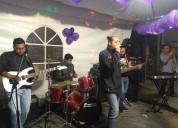Grupo de rock para fiestas