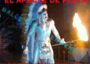 E apache de plata show performance,fiestas,xv años,bodas,eventos