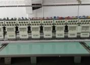 Embtec venta de máquina bordadora tajima 96.