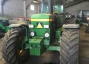 Tractor agricola john deere 4350 1993
