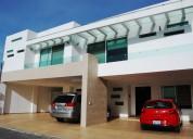 Fracc. residencial san angel 4 rec. 4.5 baños 5 autos angelopolis