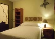 Suite en renta por noche, semana o mes. reserva ya