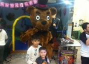 Freddy five nights show infantil