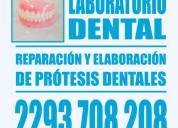 Tecnico dental (protesis dentales)