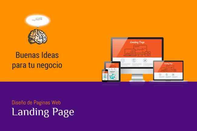 Diseño de pagina web desde $1,950