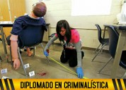 Diplomado en criminalistica cede jalisco