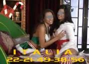 Discreción y buen trato italia-escorts