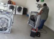 Especialista en lavadoras y secadoras