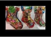 !!por temporada llene dulci botas navideÑas urge produccion!!