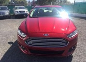 ford fusion luxury 2013 30000 kms