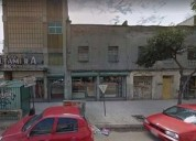 Guerrero cuauhtemoc terreno en venta cdmx 134 m2