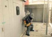 Mantenimiento a subestaciones electricas  en toluca
